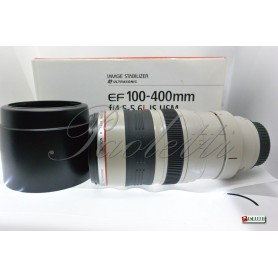 Canon EF 100-400 mm 1:4.5-5.6 L IS ULTRASONIC Usato
