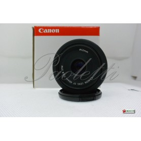 Canon EF 40 mm 1:2.8 STM Usato