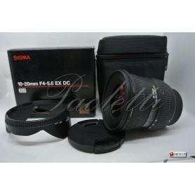 Sigma per Nikon 10-20 mm F 4-5.6 EX DC HSM Usato