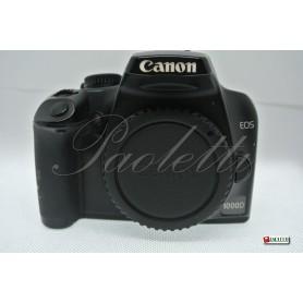 Canon Eos 1000D Usata