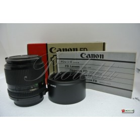 Canon FD 100 mm 1:2.8 Usato