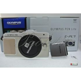 Olympus Pen Lite E-PL 7 - Flash Usata