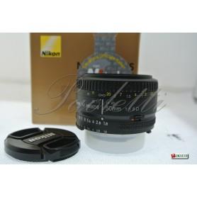 Nikon AF Nikkor 50 mm 1:8D Usato