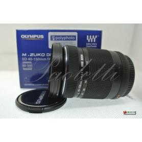 Olympus M.Zuiko Digital 40-150 mm  1:4-5.6 R ED MSC Usato