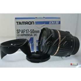 Tamron per Nikon SP AF 17-50 mm 1:2.8 XR LD ASPHERICAL ( IF )Usato