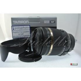 Tamron per Nikon 18-270 mm 1:3.5-6.3 Di II VC PZD Usato