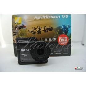 Nikon Key Mission 170 Usata