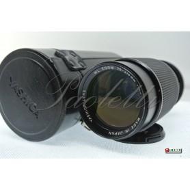 Yashica ML Zoom 70-210 mm 1:4.5 Usato