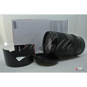 Sony E 18-200 mm 1:3.5-6.3 OSS LE Usato
