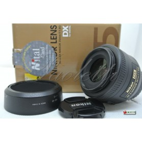 Nikon AF-S Nikkor 35 mm 1:1.8 G DX Usato