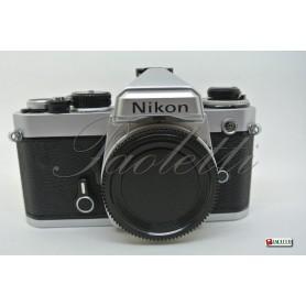 Nikon Fe Usata