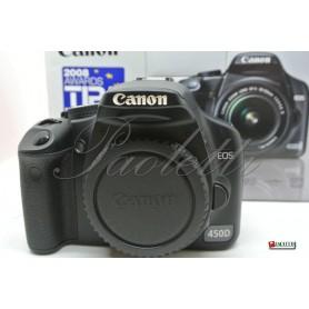 Canon Eos 450D Usata