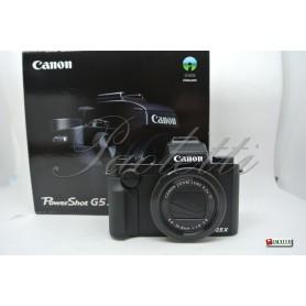 Canon PowerShot G5X Usata