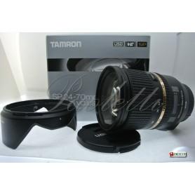 Tamron per Canon SP 24-70 mm 1:2.8 DI VC USD Usato