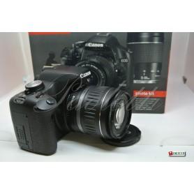 Canon Eos 500D - EF-S 18-55 mm 1:3.5-5.6 II Usato