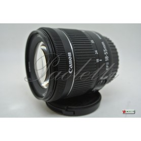 Canon EF-S 18-55 mm 1:4.5-5.6 IS STM Usato