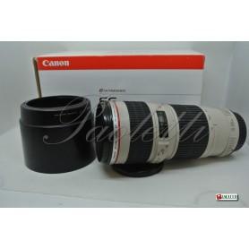 Canon EF 70-200 mm 1:4 L USM Usato