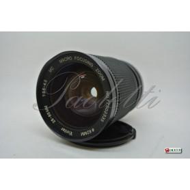 Vivitar per  Pentax 28-85 mm 1:3.5-4.5 MC Macro   Usato