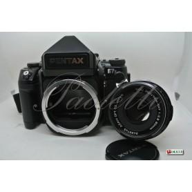 Pentax 67 II   Smc Pentax-6X7 1:2.8 90 mm Usata