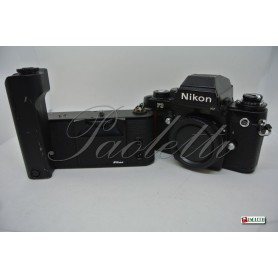 Nikon F3 HP- MotorDrive MD-4