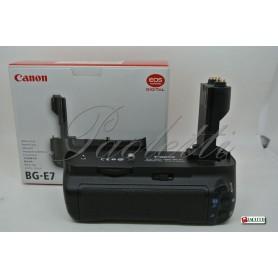 Canon Battery grip BG-E7 per Canon Eos 7D Usata