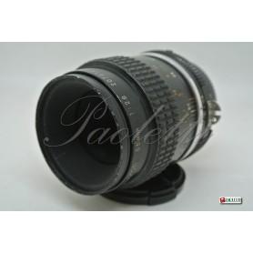 Nikon Micro-Nikkor 55 mm 1:2.8 Usato