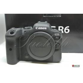 Canon Eos R6 Usata