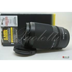 Nikon Nikkor Z DX 50-250 mm 1:4.5-6.3 VR Usato