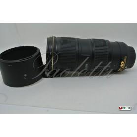 Nikon AF-S Nikkor 70-200 mm 1:4 G ED N VR Usato