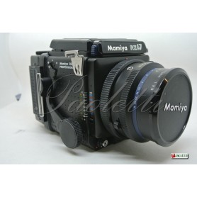 Mamiya RZ67 - Mag.Professional 120 - Mamya Sector Z 100 mm 1:2.8 Usata