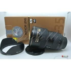 Nikon AF-S Nikkor 16-35 mm 1:4 G ED VR N  Usato