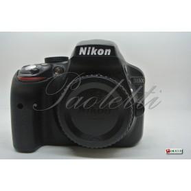 Nikon D3300 Usata