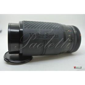 Vivitar per  Canon  Serie II 70-210 mm 1:2.8-4.0 VMC MACRO FOCUSING ZOOM Usato