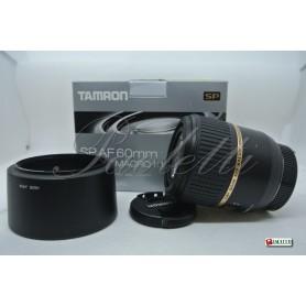 Tamron per Nikon SP AF 60 mm 1:2 Dii  Macro 1:1 Usato