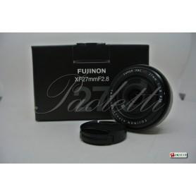 Fuji XF 27 mm 1:2.8 Usato