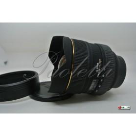 Sigma per  Nikon EX 12-24 mm 1:4.5-5.6 DG HSM  Usato