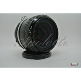 Nikon Nikkor 35 mm 1:2 Usato