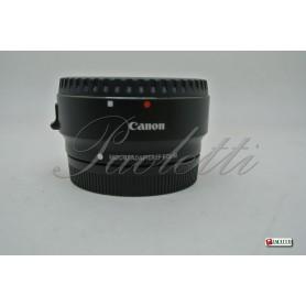 Canon Mount Adapeter EF-Eos M Usato