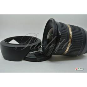 Tamron per Nikon SP 10-24 mm Di II Usato