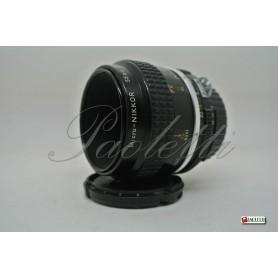 Nikon Micro-Nikkor 55 mm 1:3.5 Usato