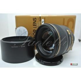 Nikon AF-S Nikkor 85 mm 1:1.4 G N Usato