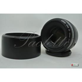 Canon EF 50 mm 1.1.4 Ultrasonic Usato