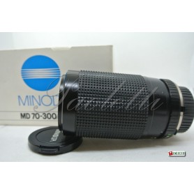 Minolta MD Zoom 70-300 mm 1:4.5-5.8 Usato