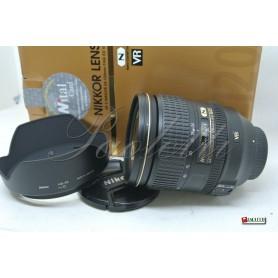 Nikon AF-S Nikkor 24-120 mm 1:4 G ED VR N Usato