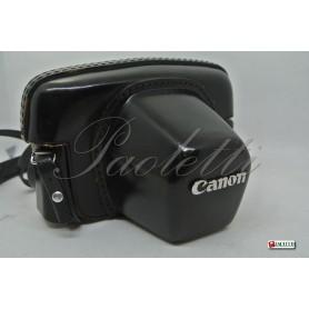 Canon Borsa pronto in pelle per Canon FT QL Usato
