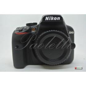 Nikon D3400 Usata