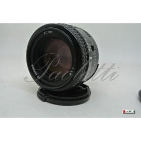 Nikon AF Nikkor 50 mm 1:1.4 Usato