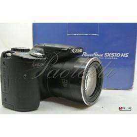 Canon PowerShot SX510 HS Usata