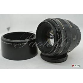 Canon EF 50 mm 1:1.4 USM Usato