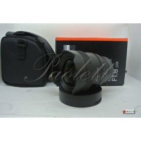 Sony FE 14 mm 1:1.8 GM Usato